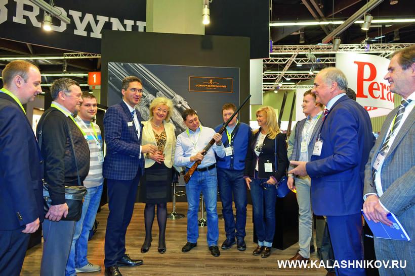 IWA 2017, журнал Калашников, browning, Росимпэкс