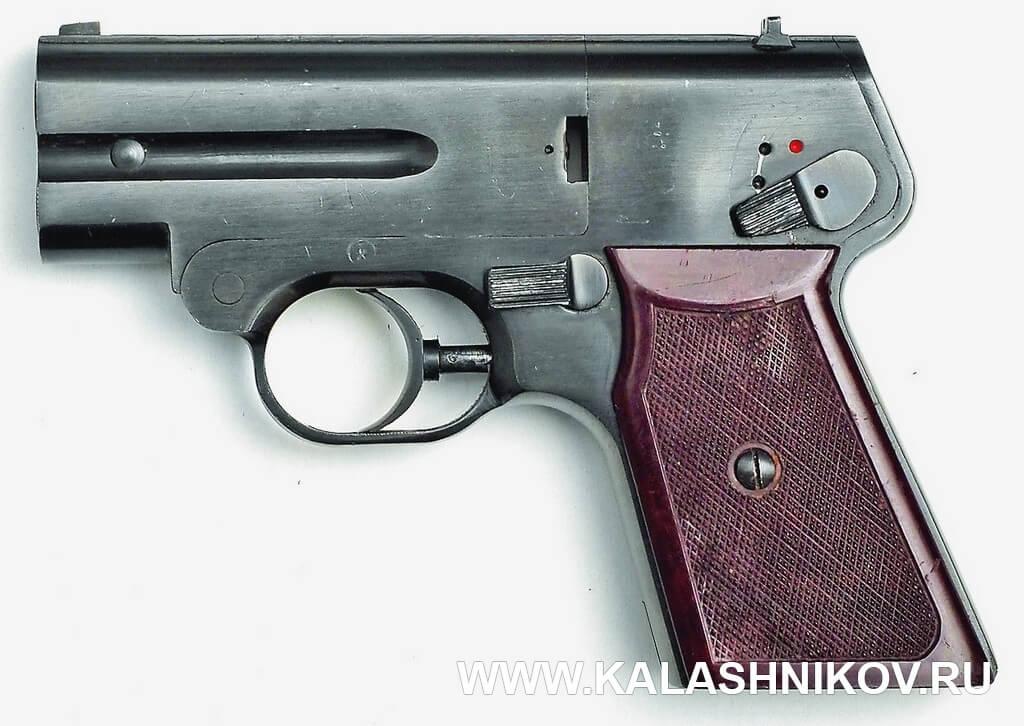 пистолет С4М