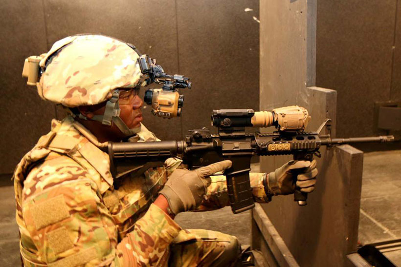 Ночные приборы нового поколения Армии США