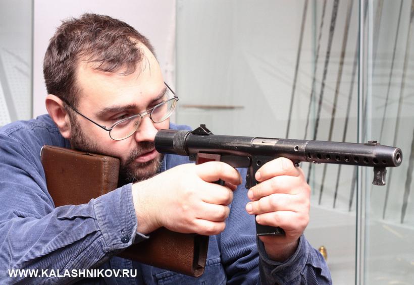 пистолет-пулемёт язикова, руслан чумак, журнал калашников, а. в. дьяченко