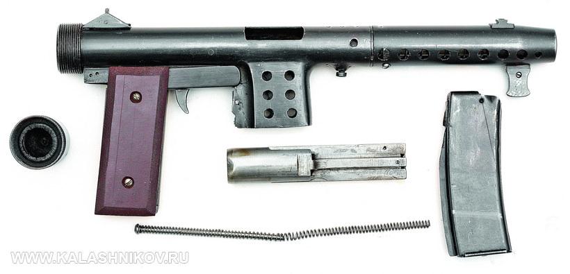 пистолет-пулемёт язикова, руслан чумак, журнал калашников