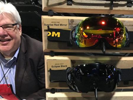 Баллистические очки A-BOM