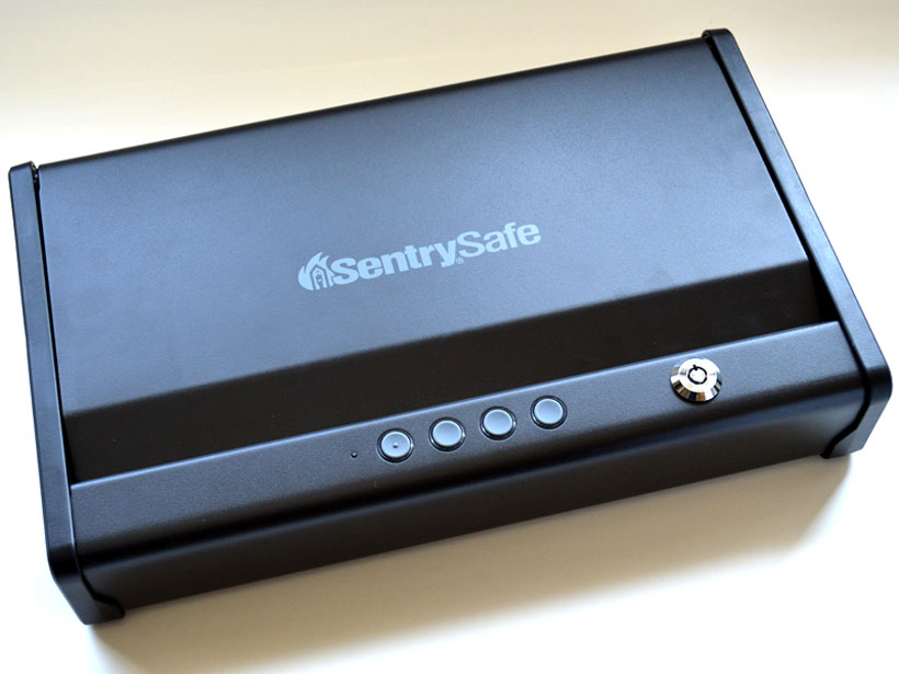 Sentry Safe XL Quick Access Pistol Safe
