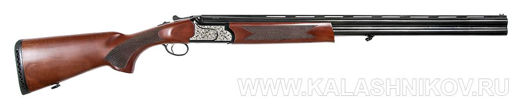 Двуствольное охотничье ружьё Kral M27Е