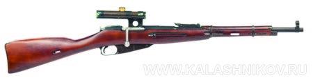 КО-44 Ланкастер 9,6х53-1 производства «Молот армз»