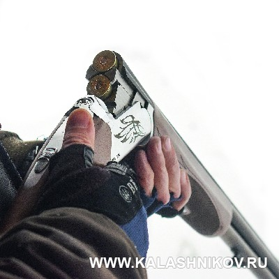 Новое ружьё Huglu Ventus