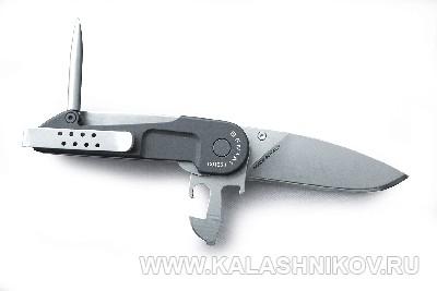 Нож BF M1A1 компании Extrema Ratio. Иллюстрация №8 к статье в журнале «КАЛАШНИКОВ»