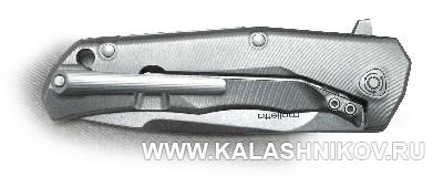 Нож T.R.E. компании Lion Steel. Иллюстрация №2 к статье в журнале «КАЛАШНИКОВ»