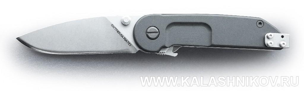 Нож ADRA Compact компании Extrema Ratio. Иллюстрация №7 к статье в журнале «КАЛАШНИКОВ»