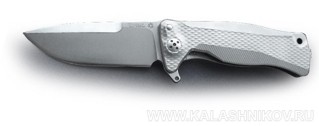 Нож SR-11 компании Lion Steel. Иллюстрация №3 к статье в журнале «КАЛАШНИКОВ»