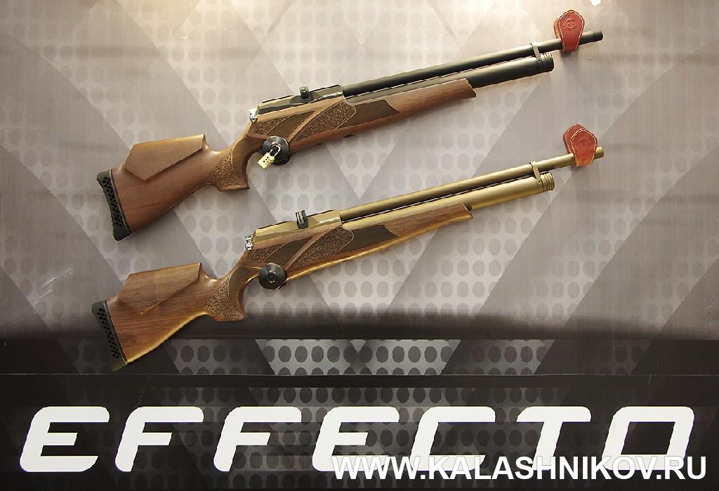 Магазинная PCP-винтовка Huglu Effecto. Иллюстрация к статье в журнале «КАЛАШНИКОВ»