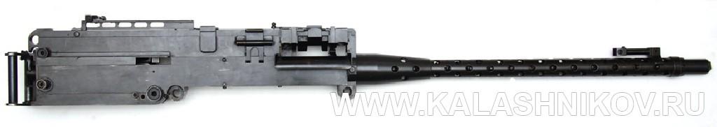 Общий вид 12,7-мм пулемета 5.П.II. Фото из журнала «Калашников»