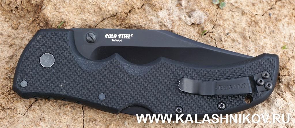 Нож Cold Steel Recon 1. Фото из журнала «Калашников» 2