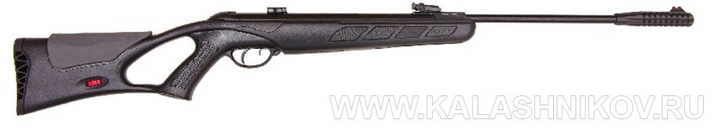 Пружинно-поршневая винтовка со взводом стволом Smersh 100 от Kral arms. Фото из журнала «Калашников»