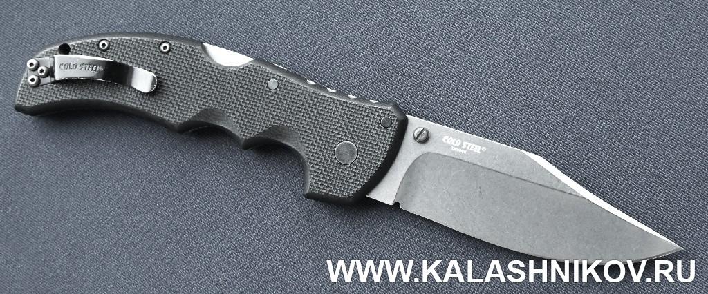 Нож Cold Steel Recon 1. Фото из журнала «Калашников» 11