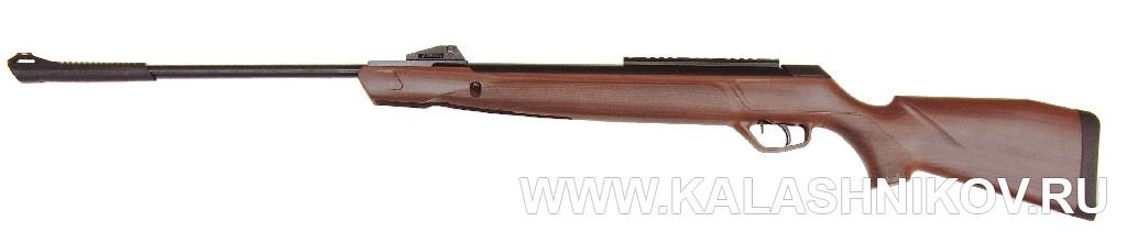 Пружинно-поршневая винтовка Smersh 125 от Kral arms. Фото из журнала «Калашников»