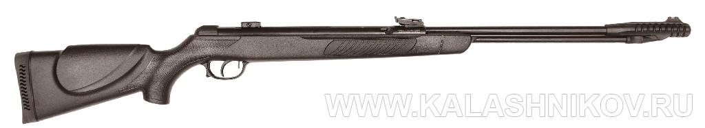 Пружинно-поршневая винтовка с подствольным рычагом взвода Smersh 110 от Kral arms. Фото из журнала «Калашников»