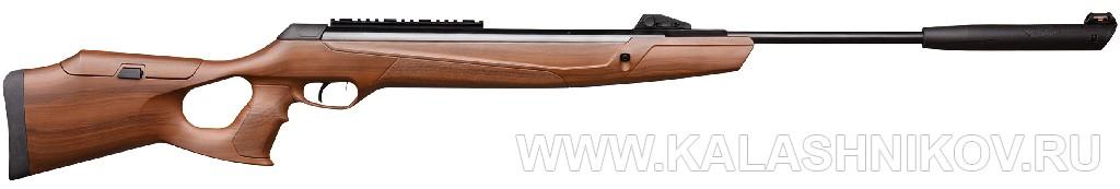 Пневматическая винтовка Smersh 125 n011 arboreal от Kral arms. Фото из журнала «Калашников»
