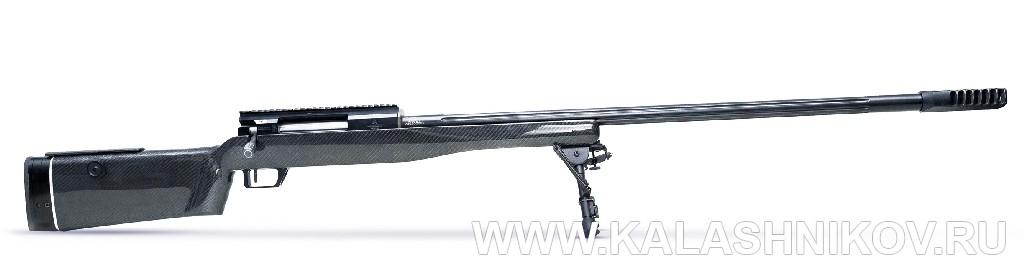 Винтовка СВЛК-14 «Сумрак». Фото из журнала «Калашников»