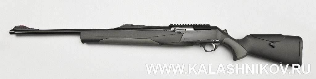 Browning BAR Mk III Composite HC для леворуких стрелков. Фото из журнала «Калашников»