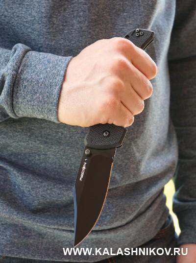 Нож Cold Steel Recon 1. Фото из журнала «Калашников» 3