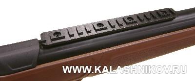 Комбинированная прицельная планка винтовки Smersh 125 от Kral arms. Фото из журнала «Калашников»
