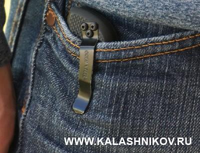 Нож Cold Steel Recon 1. Фото из журнала «Калашников» 5