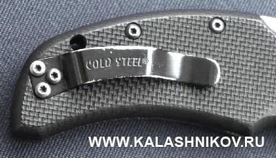Нож Cold Steel Recon 1. Фото из журнала «Калашников» 8