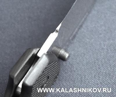 Нож Cold Steel Recon 1. Фото из журнала «Калашников» 10