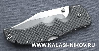 Нож Cold Steel Recon 1. Фото из журнала «Калашников» 9