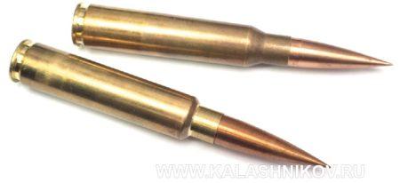 Рекордный патрон .40 Lobaev Improved. Фото из журнала «Калашников»я