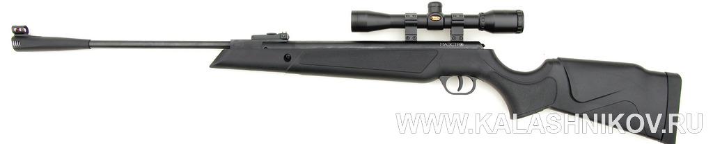 Пневматическая винтовка NA 17 «Маэстро». Фото из журнала «Калашников»
