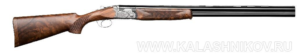 Ружьё Beretta 695. Фото из журнала «Калашников»