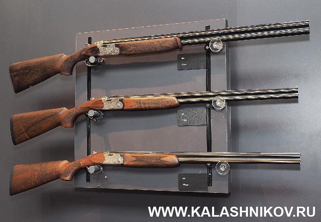 Ружья Beretta 695 и 691. Фото из журнала «Калашников»