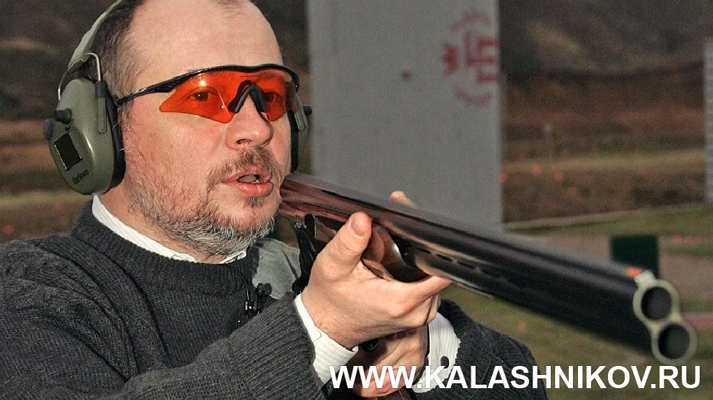 В.С. Лисин. Фото из журнала «Калашников»