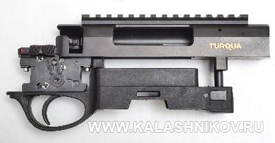 Ствольная коробка карабина ATA Arms Turqua. Фото из журнала «Калашников»