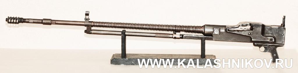 14,5-мм пулемёт Симонина. Журнал «Калашников»