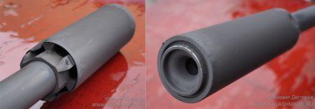 Устройство глушителя ДВЛ-10 М1 «Диверсант»