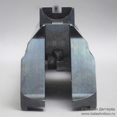 Затвор травматического пистолета П-М17Т. Фото из журнала «Кашалников»