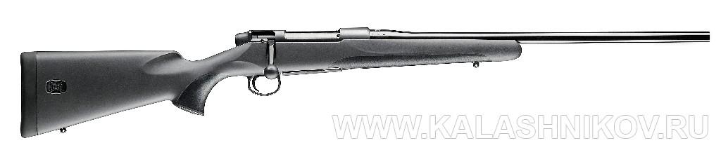 Mauser M18 на выставке IWA 2018. Фото из журнала «Калашников»