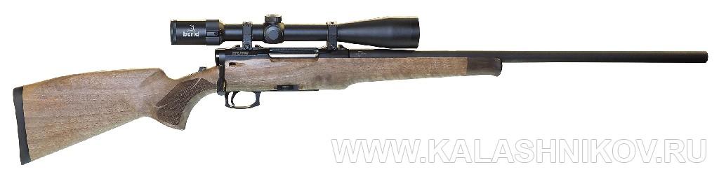 Охотничий карабин Ovis. Фото из журнала «Калашников»