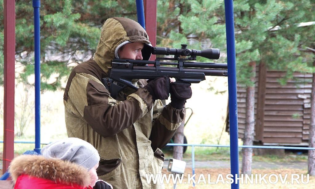 Николай Болдов. Фото из журнала «Калашников»