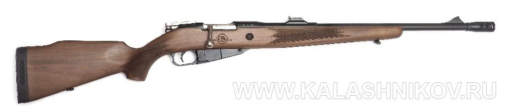 Ружье ВПО-220 калибра 9,6/53 Lancaster. Журнал «Калашников»