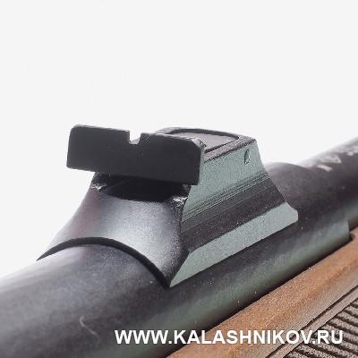 Целик ружья ВПО-220. Журнал «Калашников»