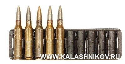 Кассета для патронов к 14,5-мм пулемёту Симонина. Журнал «Калашников»
