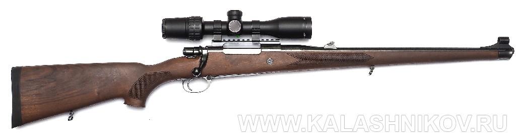 Охотничьий карабин Zastаva M70 FS (.308 Win.). Фото из журнала «Калашников»