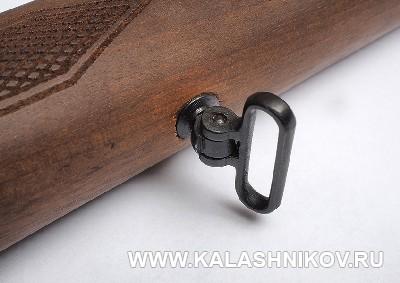 Антабки карабина Zastаva M70 FS (.308 Win.). Фото из журнала «Калашников»