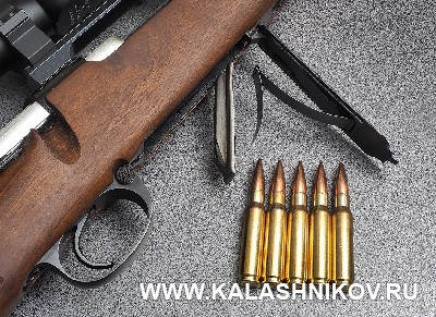 Магазин карабина Zastаva M70 FS (.308 Win.). Фото из журнала «Калашников»