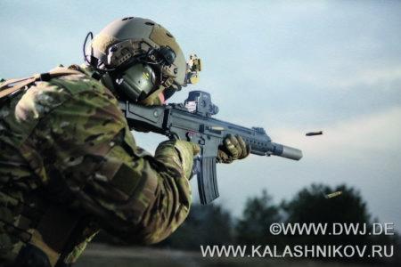 HK433 Heckler &Koch