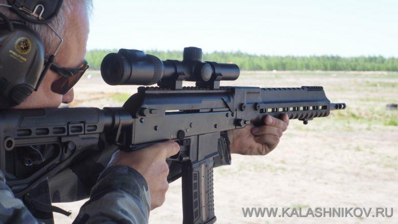 крабин Сайга-107, карабин sr1, концерн калашников, журнал Калашнкиов, сбалансированная автоматика